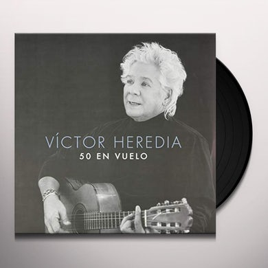 Victor Heredia 50 EN VUELO Vinyl Record