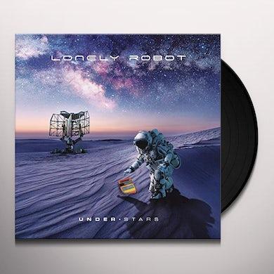LONELY ROBOT UNDER STARS Vinyl Record