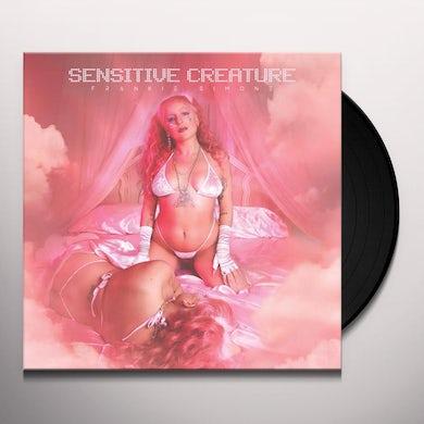 Frankie Simone SENSITIVE CREATURE Vinyl Record