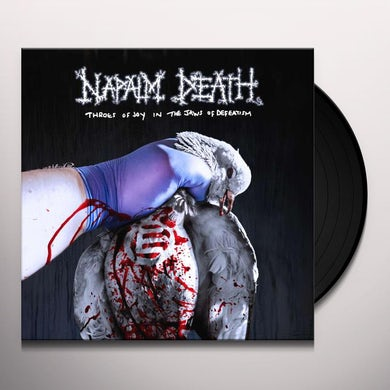 Throes Of Joy In The Jaws Of Defeatism Vinyl Record