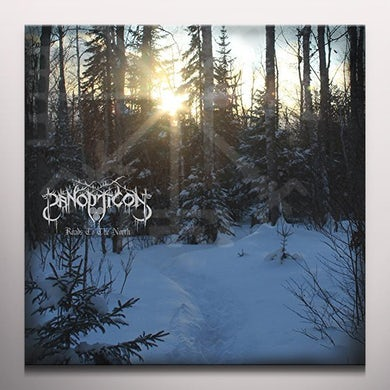 Panopticon ROADS TO THE NORTH Vinyl Record - Blue Vinyl, Gatefold Sleeve, Limited Edition