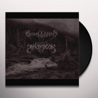 FALLS OF RAUROS / PANOPTICON BROTHERHOOD Vinyl Record