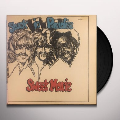SWEET MARIE STUCK IN PARADISE Vinyl Record