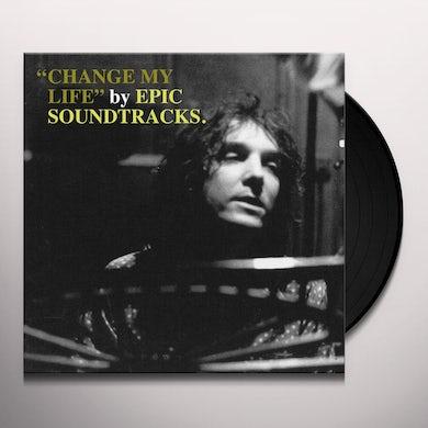 Epic Soundtracks CHANGE MY LIFE Vinyl Record