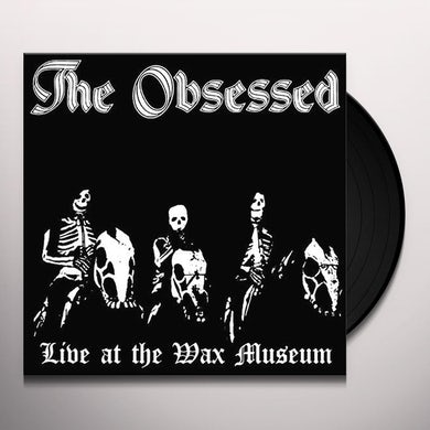 LIVE AT THE WAX MUSEUM JULY 3 1982 Vinyl Record