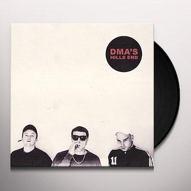 DMA'S HILLS END Vinyl Record