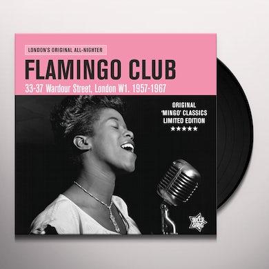 FLAMINGO CLUB: LONDON'S ORIGINAL ALL-NIGHTER / VAR Vinyl Record