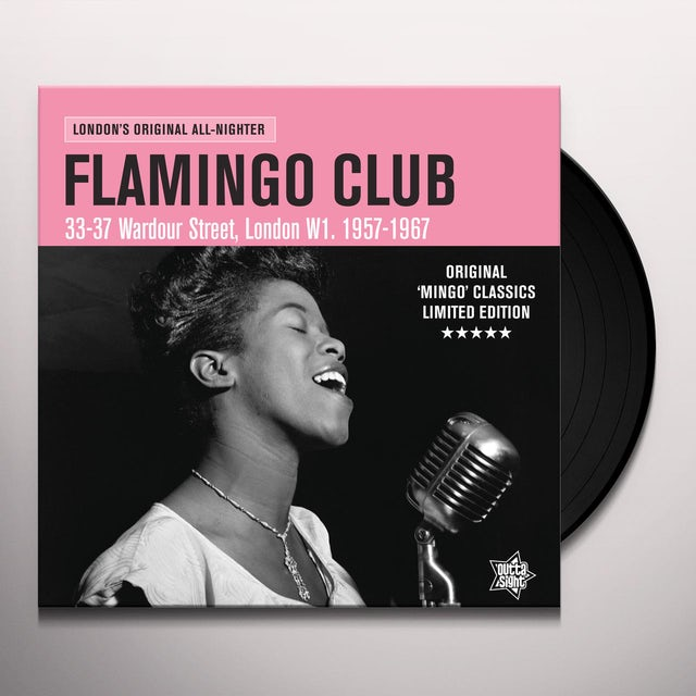 Flamingo Club: London'S Original All-Nighter / Var