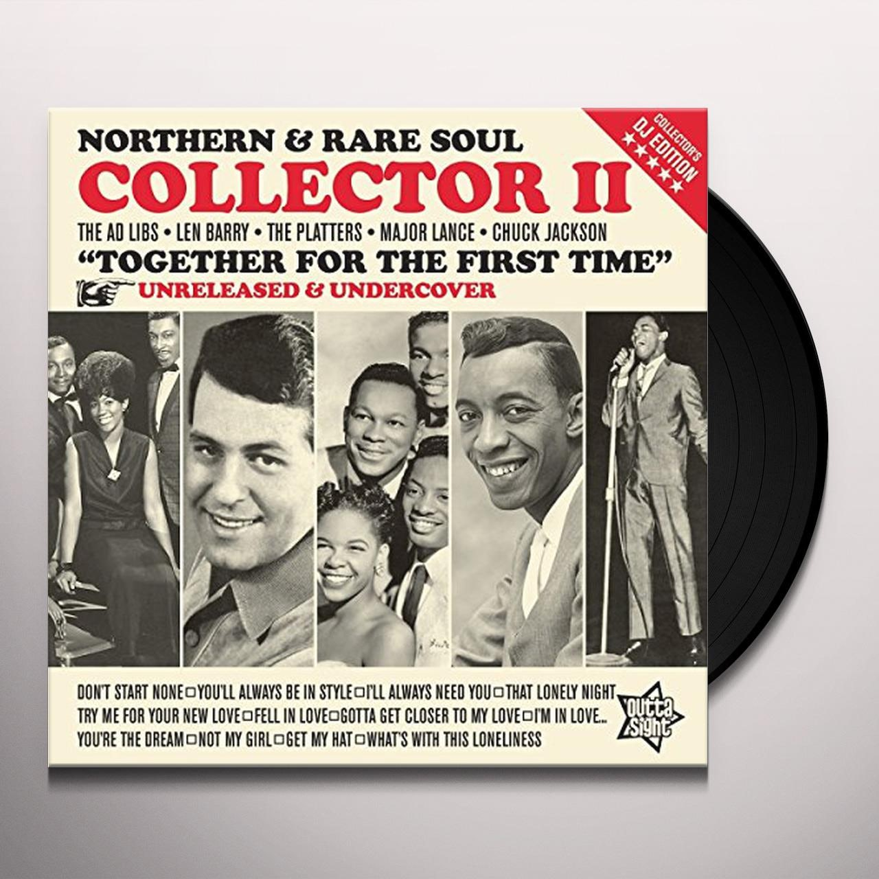 Northern Amp Rare Soul Collector Ii Various Vinyl Record