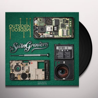 Swingrowers OUTSIDEIN Vinyl Record