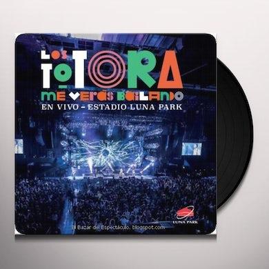 Los Totoras ME VERAS BAILANDO EN EL LUNA Vinyl Record