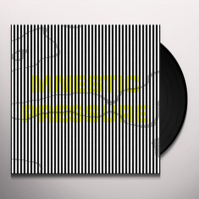 Lee Gamble MNESTIC PRESSURE Vinyl Record