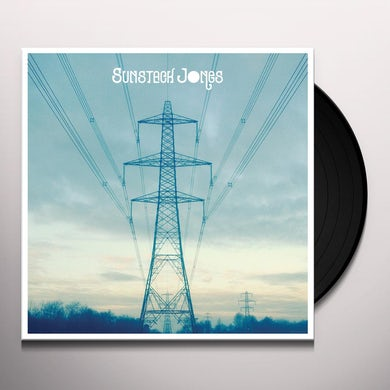 Sunstack Jones Vinyl Record