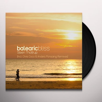 Steen Thottrup BALEARIC BLISS Vinyl Record
