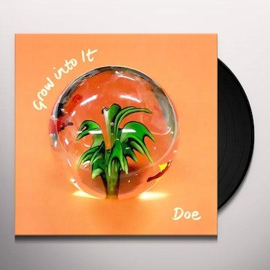DOE GROW INTO IT Vinyl Record