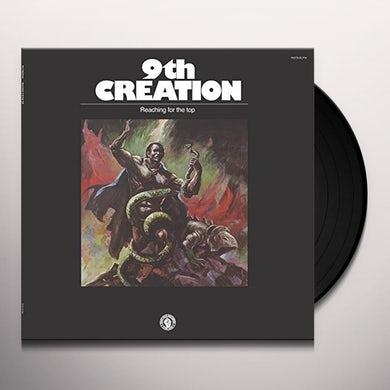 9th Creation REACHING FOR THE TOP Vinyl Record