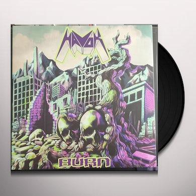 Havok Burn (LP) (Turquoise w/ Black & Purple Swirl) Vinyl Record