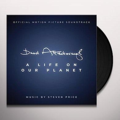 Steven Price DAVID ATTENBOROUGH: A LIFE ON OUR PLANET / Original Soundtrack Vinyl Record