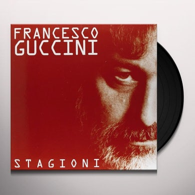 Francesco Guccini STAGIONI Vinyl Record