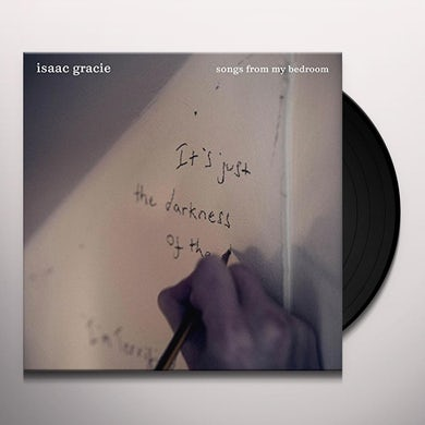 Isaac Gracie SONGS FROM MY BEDROOM Vinyl Record