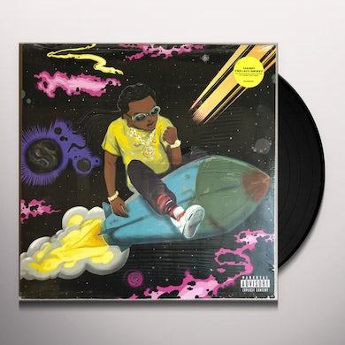 Takeoff LAST ROCKET Vinyl Record