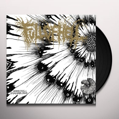 FULL OF HELL AMBER MOTE IN THE BLACK VAULT (GOLD VINYL) Vinyl Record