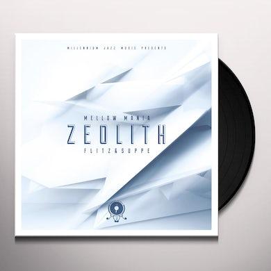 Flitz & Suppe MELLOW MANIA #1 - ZEOLITH Vinyl Record