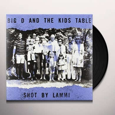 SHOT BY LAMMI Vinyl Record
