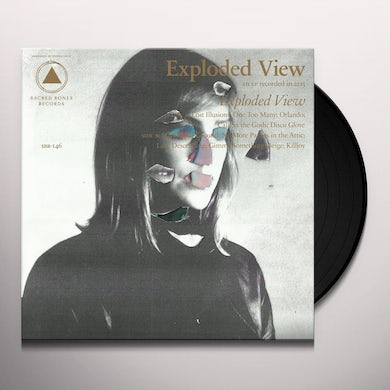 EXPLODED VIEW Vinyl Record