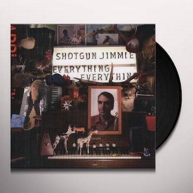 Shotgun Jimmie EVERYTHING EVERYTHING Vinyl Record
