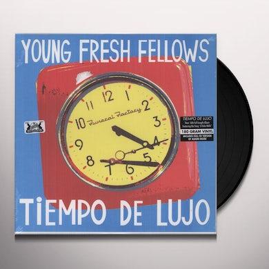 Young Fresh Fellows TIEMPO DE LUJO Vinyl Record
