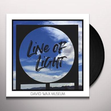 David Wax Museum LINE OF LIGHT Vinyl Record