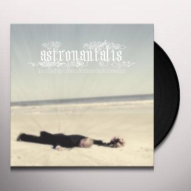 Astronautalis MIGHTY OCEAN & NINE DARK THEATRES Vinyl Record