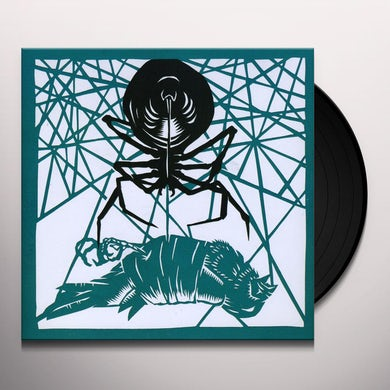 Okkervil River WAKE & BE FINE / WEAVE ROOM BLUES Vinyl Record