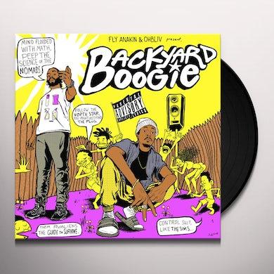 Fly Anakin BACKYARD BOOGIE Vinyl Record