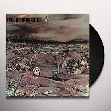 David Axelrod EARTH ROT Vinyl Record