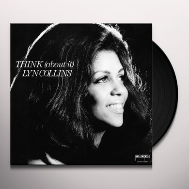 Lyn Collins THINK ABOUT IT Vinyl Record