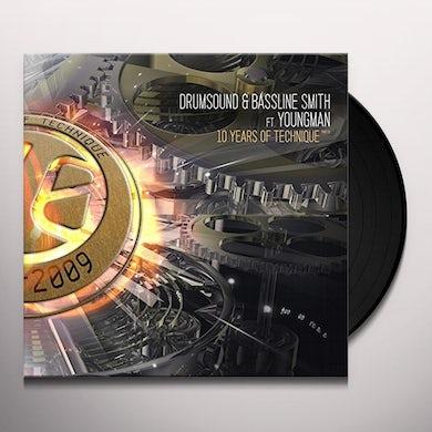 Drumsound & Bassline Smith R U READY (DUBSTEP REMIX) Vinyl Record - Australia Release