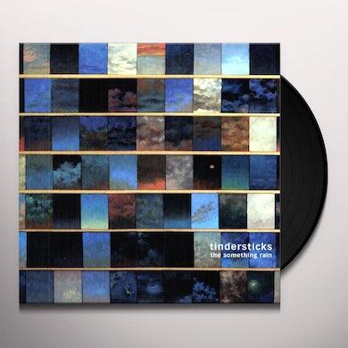 Tindersticks SOMETHING RAIN Vinyl Record