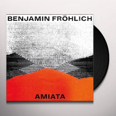 Benjamin Frohlich AMIATA Vinyl Record