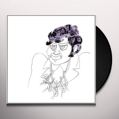 King Khan IDLE NO MORE Vinyl Record
