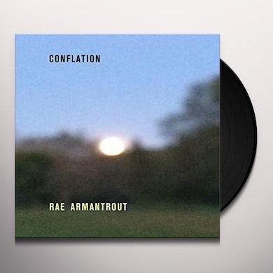 Rae Armantrout CONFLATION Vinyl Record