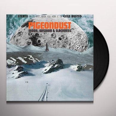 MOON WISDOM & SLACKNESS Vinyl Record