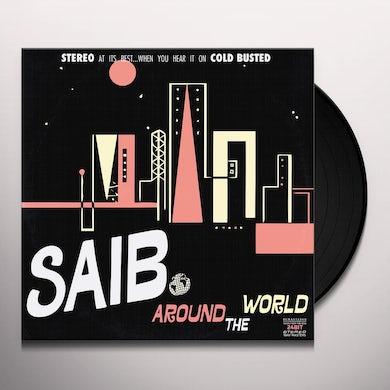 saib. AROUND THE WORLD Vinyl Record