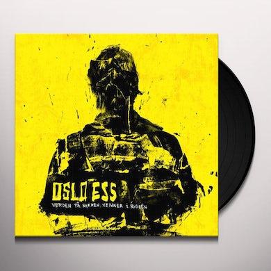 Oslo Ess VERDEN PA NAKKEN VENNER I RYGGEN Vinyl Record