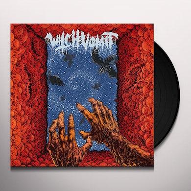 Witch Vomit POISONED BLOOD Vinyl Record