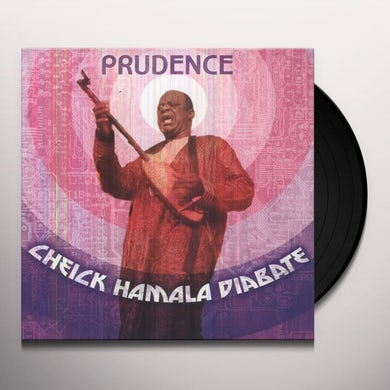Cheick Hamala Diabate PRUDENCE Vinyl Record