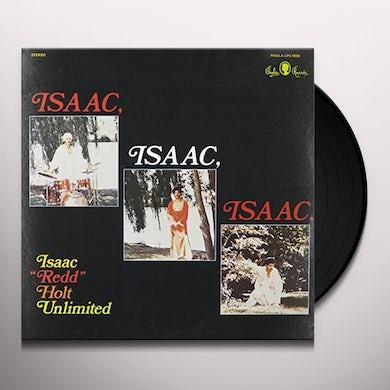 Redd Holt ISAAC ISAAC ISAAC Vinyl Record