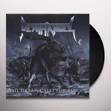 Death Angel DREAM CALLS FOR BLOOD Vinyl Record