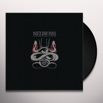 Neurosis THROUGH SILVER IN BLOOD Vinyl Record - UK Release